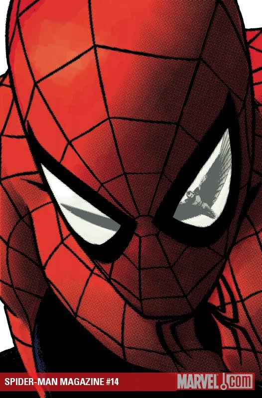 Spider-Man Magazine (2008) #14