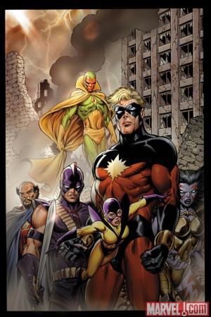 Chaos War: Dead Avengers (2010)