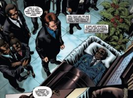 CAPTAIN AMERICA: FOREVER ALLIES #1 preview art by Marco Santucci