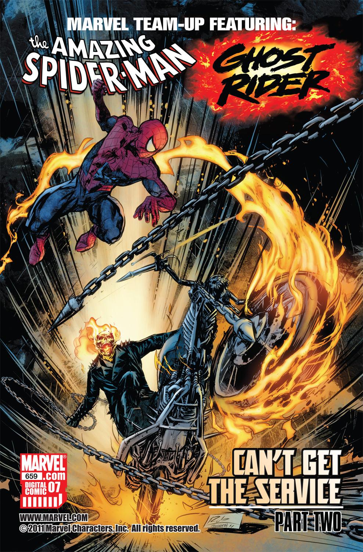 Spider-Man: Big Time (2010) #7