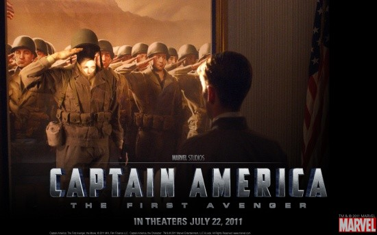 Captain America: The First Avenger Wallpaper #9