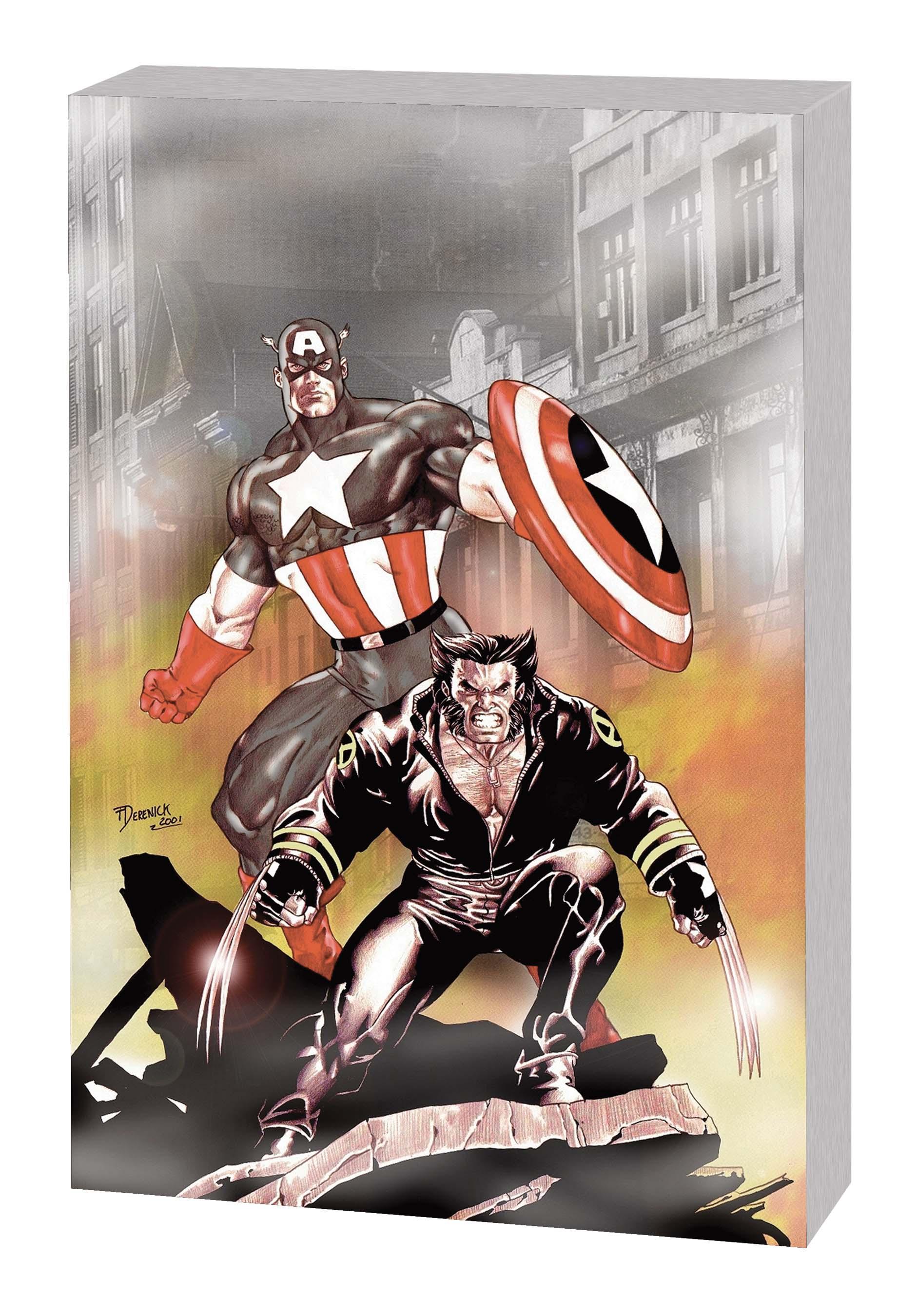 Wolverine & Captain America (Trade Paperback)