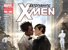 ASTONISHING X-MEN #51 Variant!