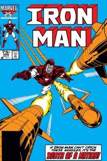 Iron Man (1968) #208