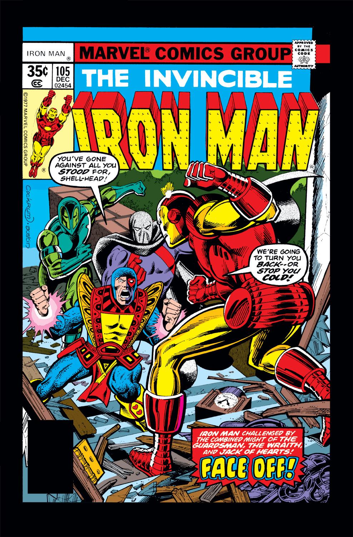 Iron Man (1968) #105