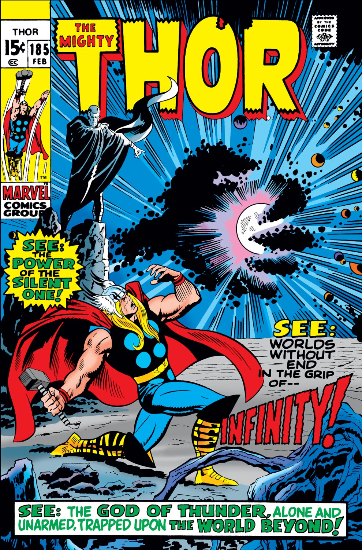 Thor (1966) #185