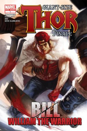 Thor Giant-Size Finale (2009) #1