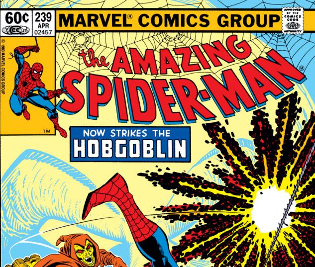 Amazing Spider-Man (1963) #239 Cover