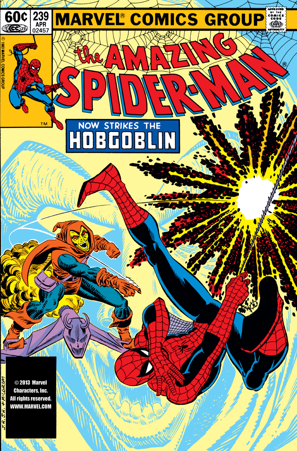 The Amazing Spider-Man (1963) #239