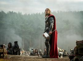 Chris Hemsworth returns as Thor in Marvel's Thor: The Dark World