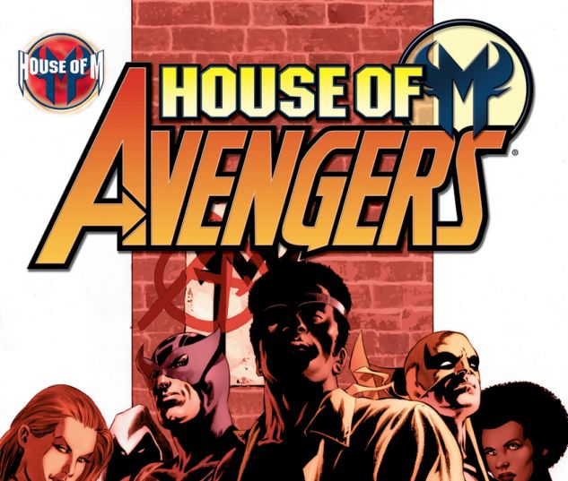 House of M: Avenger TPB