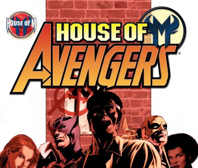 House of M: Avenger TPB