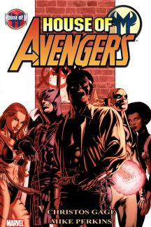 House of M: Avengers (Trade Paperback)