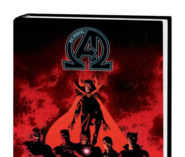 NEW AVENGERS VOL. 2: INFINITY PREMIERE HC (MARVEL NOW, WITH DIGITAL CODE)