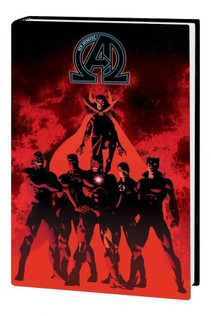 New Avengers Vol. 2: Infinity (Hardcover)