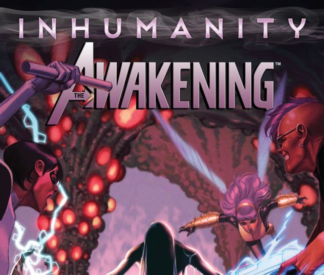 INHUMANITY: THE AWAKENING 2 (WITH DIGITAL CODE)