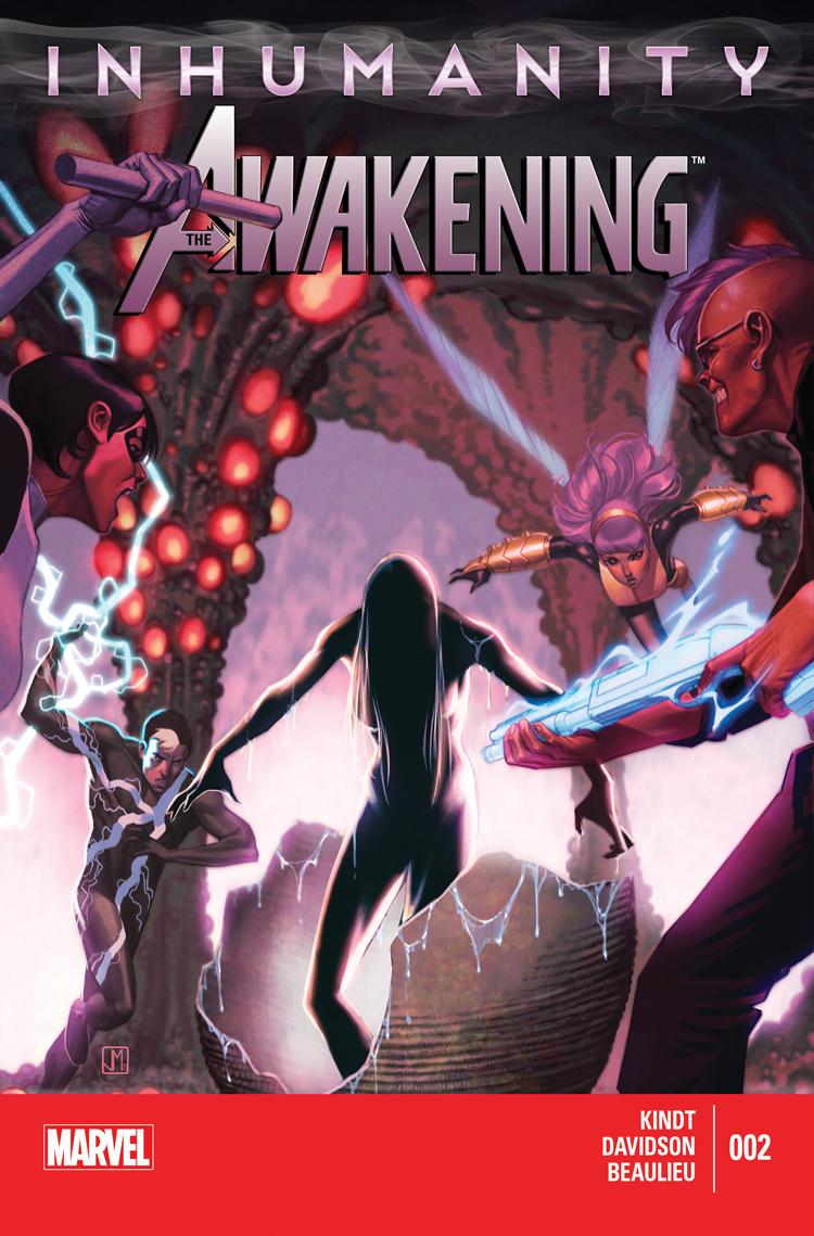 Inhumanity: Awakening (2013) #2