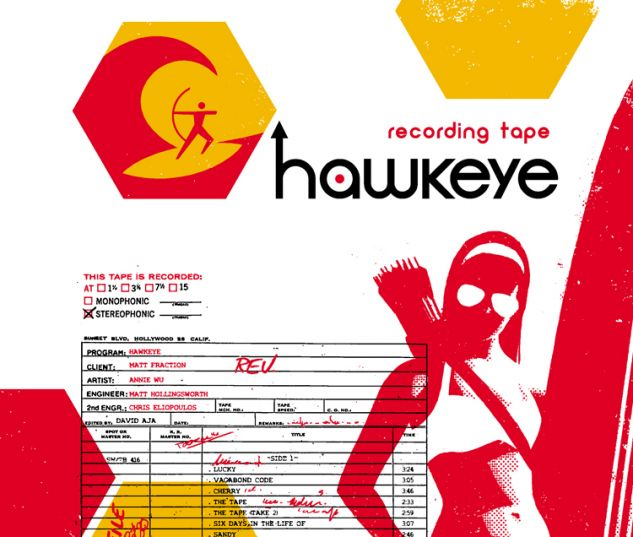 HAWKEYE 16