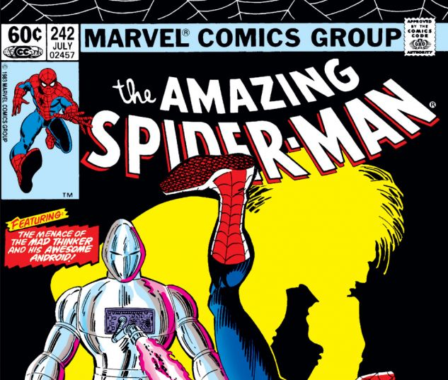 Amazing Spider-Man (1963) #242 Cover