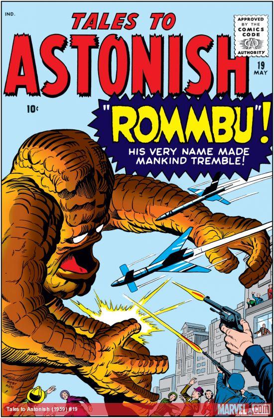 Tales to Astonish (1959) #19