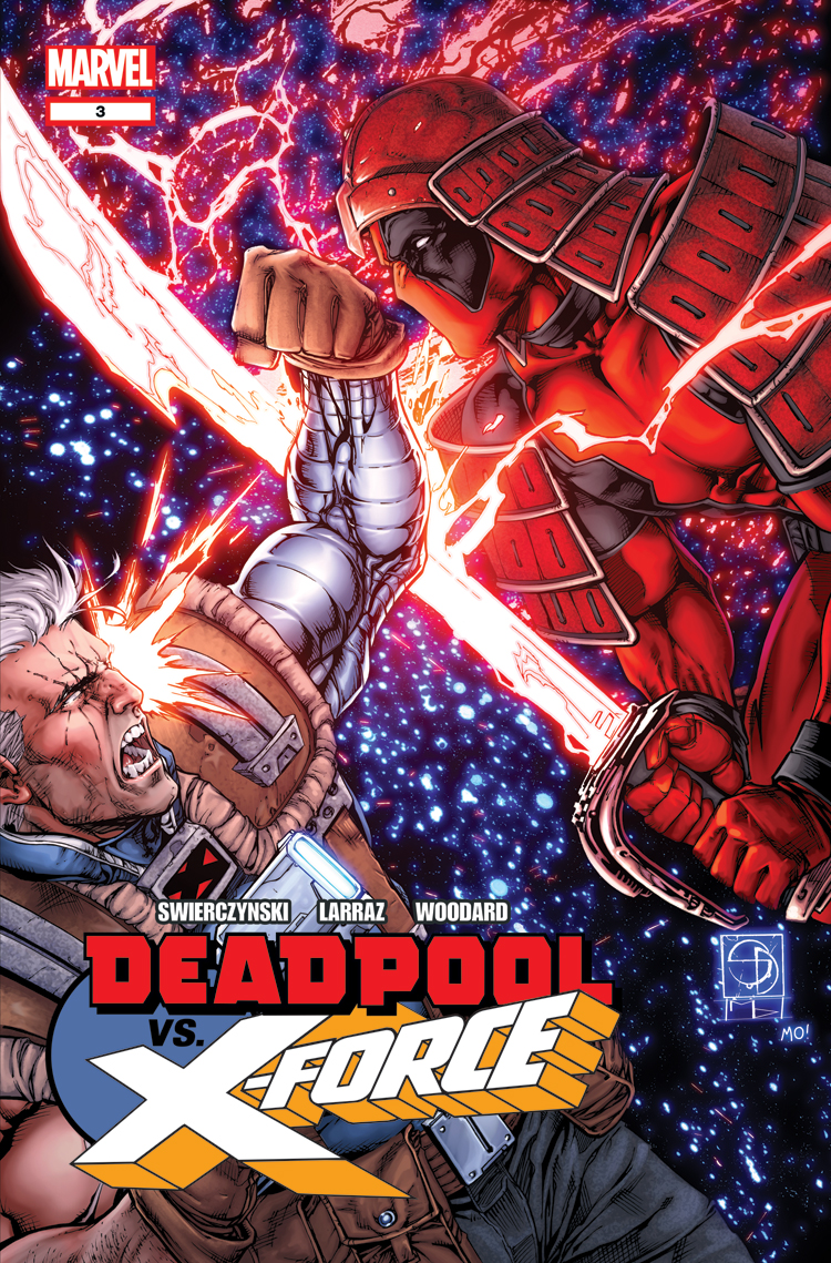 Deadpool Vs. X-Force (2014) #3