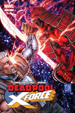 Deadpool Vs. X-Force #3