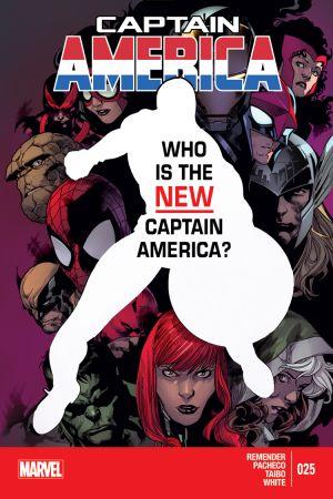 Captain America (2012) #25