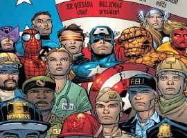Amazing Spider-Man (1999) #36 art by John Romita, Jr.