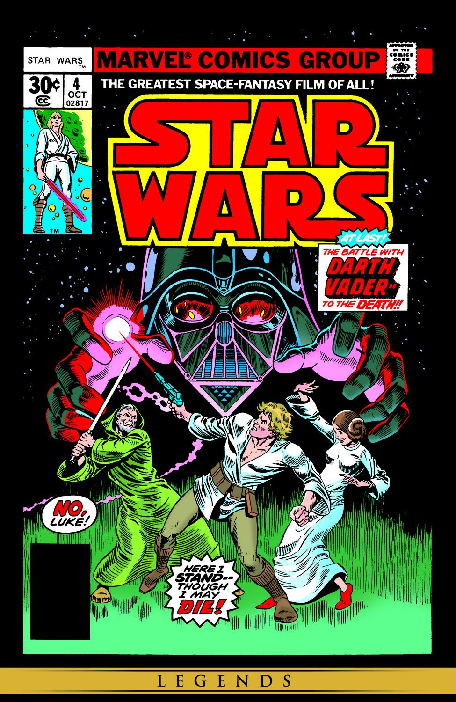 Star Wars (1977) #4