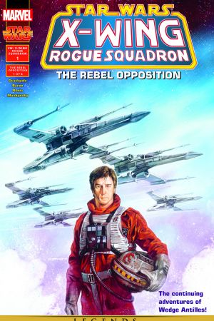 Star Wars: X-Wing Rogue Squadron #1