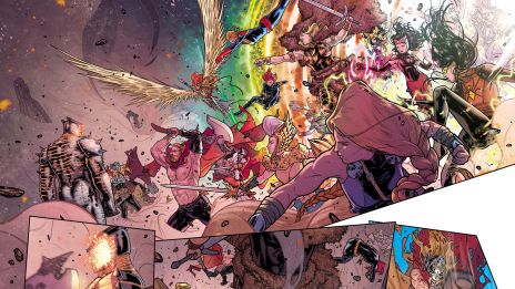 Thor #8 preview art by Russell Dauterman