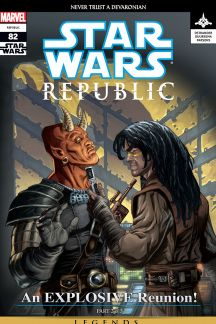 Star Wars: Republic #82