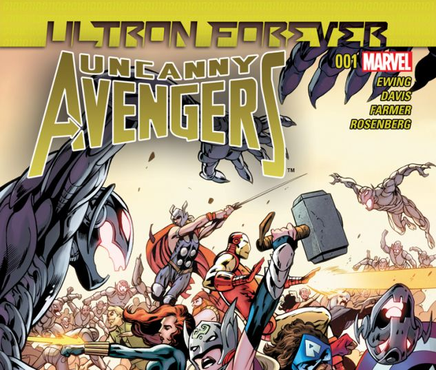 UNCANNY AVENGERS: ULTRON FOREVER 1 (WITH DIGITAL CODE)