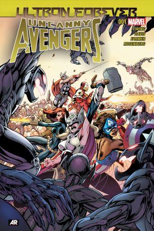 Uncanny Avengers: Ultron Forever (2015) #1