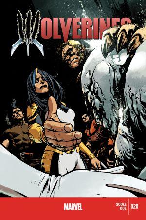 Wolverines #20