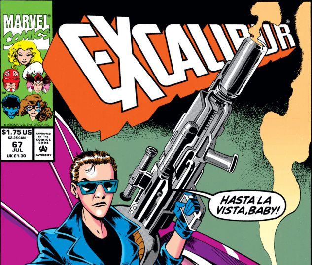 Excalibur (1988) #67