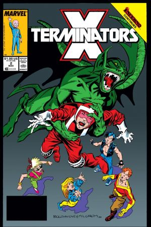 X-Terminators (1988) #2