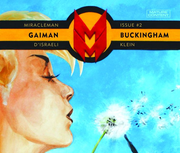 MIRACLEMAN BY GAIMAN & BUCKINGHAM 2 (POLYBAGGED)