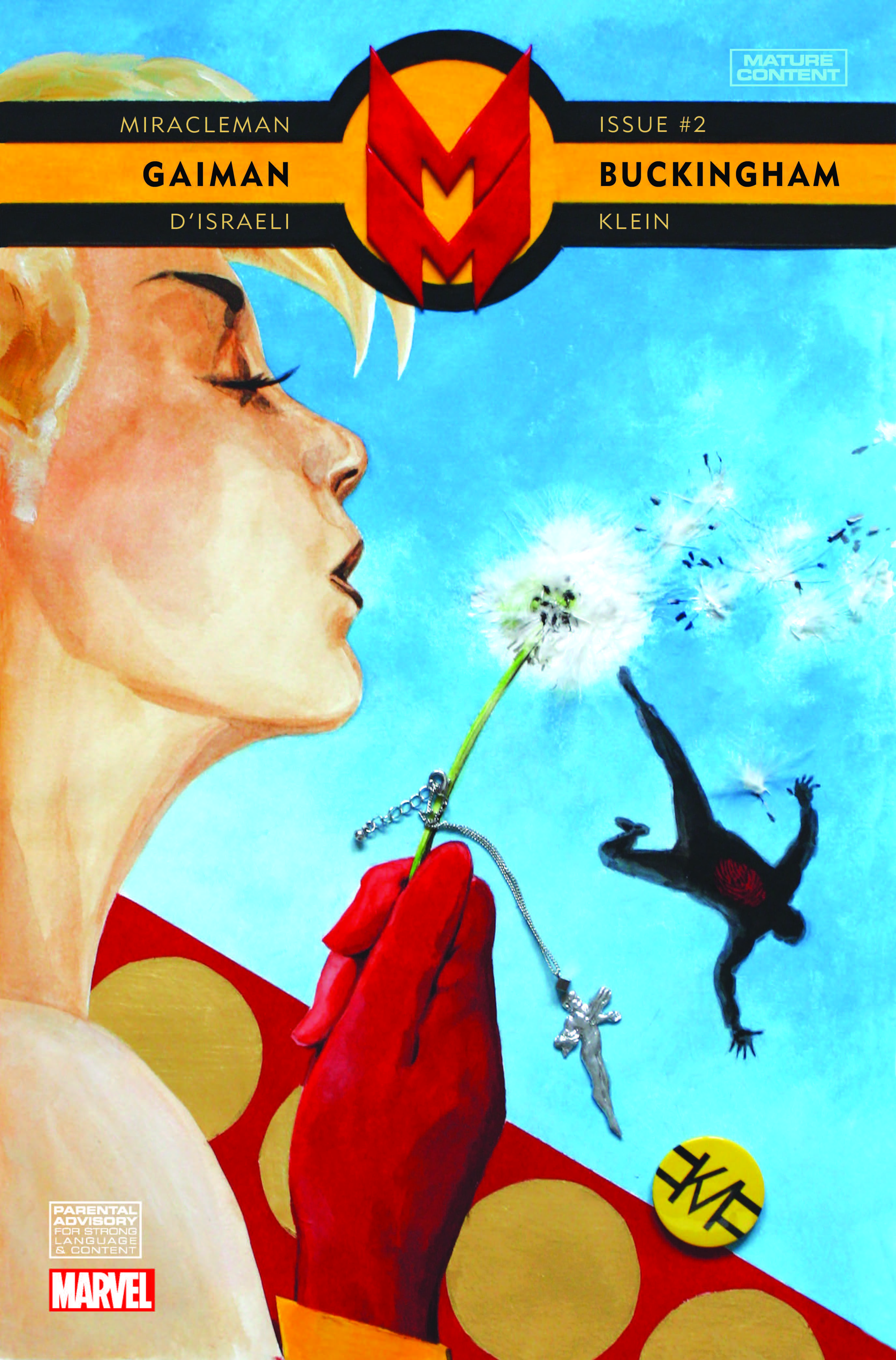Miracleman by Gaiman & Buckingham (2015) #2