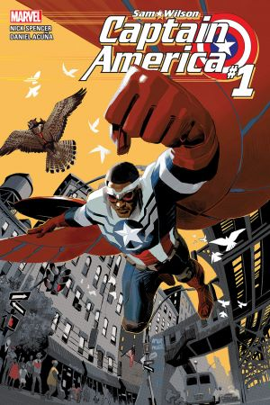 Captain America: Sam Wilson (2015) #1