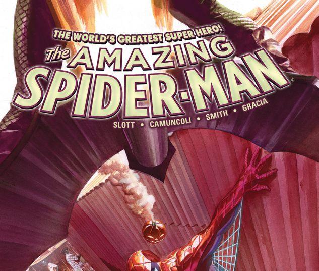 AMAZING SPIDER-MAN 4 (WITH DIGITAL CODE)