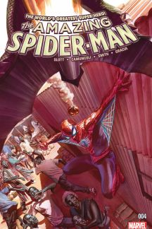 The Amazing Spider-Man (2015) #4