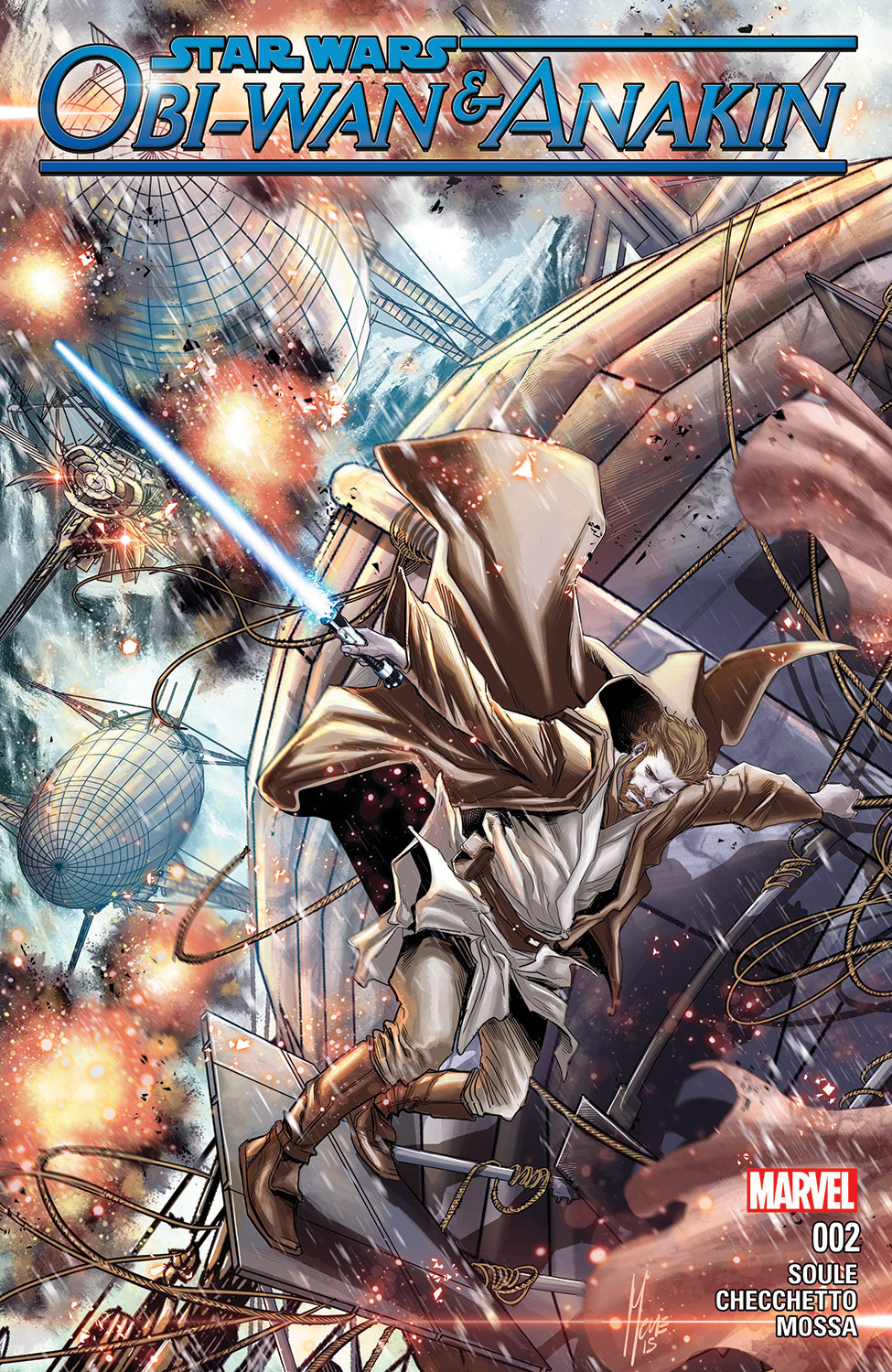 Obi-Wan and Anakin (2016) #2
