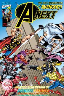 A-Next (1998) #10