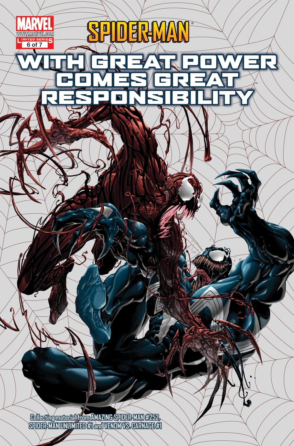 Spider-Man: With Great Power Comes Great Responsibility (2010) #6