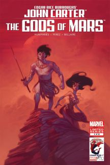 John Carter: The Gods of Mars (2011) #1