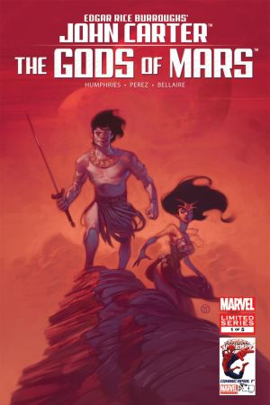 John Carter: The Gods of Mars #1