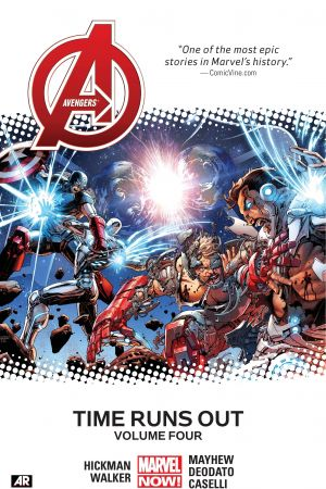 Avengers: Time Runs Out Vol. 4 (Trade Paperback)