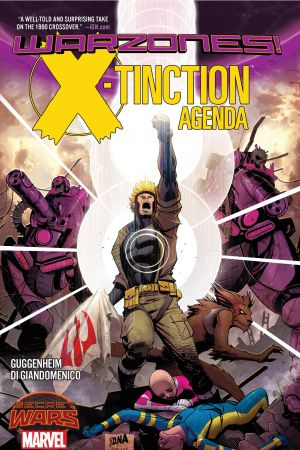 X-Tinction Agenda: Warzones! (Trade Paperback)