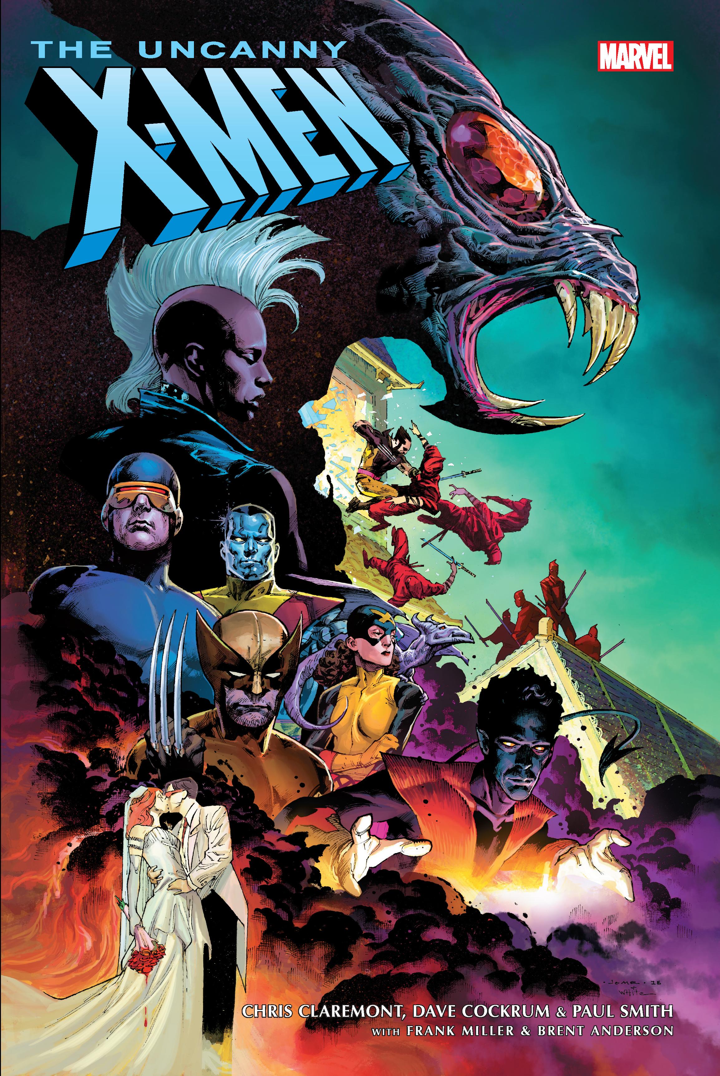 The Uncanny X-Men Omnibus Vol. 3 (Hardcover)